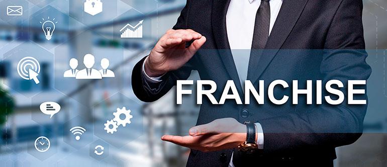Franchise-Zentrale